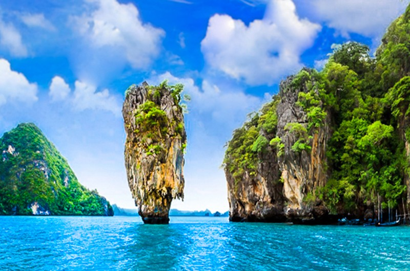 James Bond Islands Private Long Tail Boat Tour