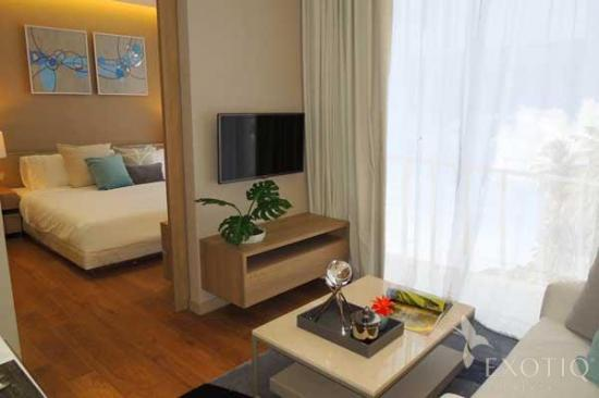 One-Bedroom 32 sqm Condo
