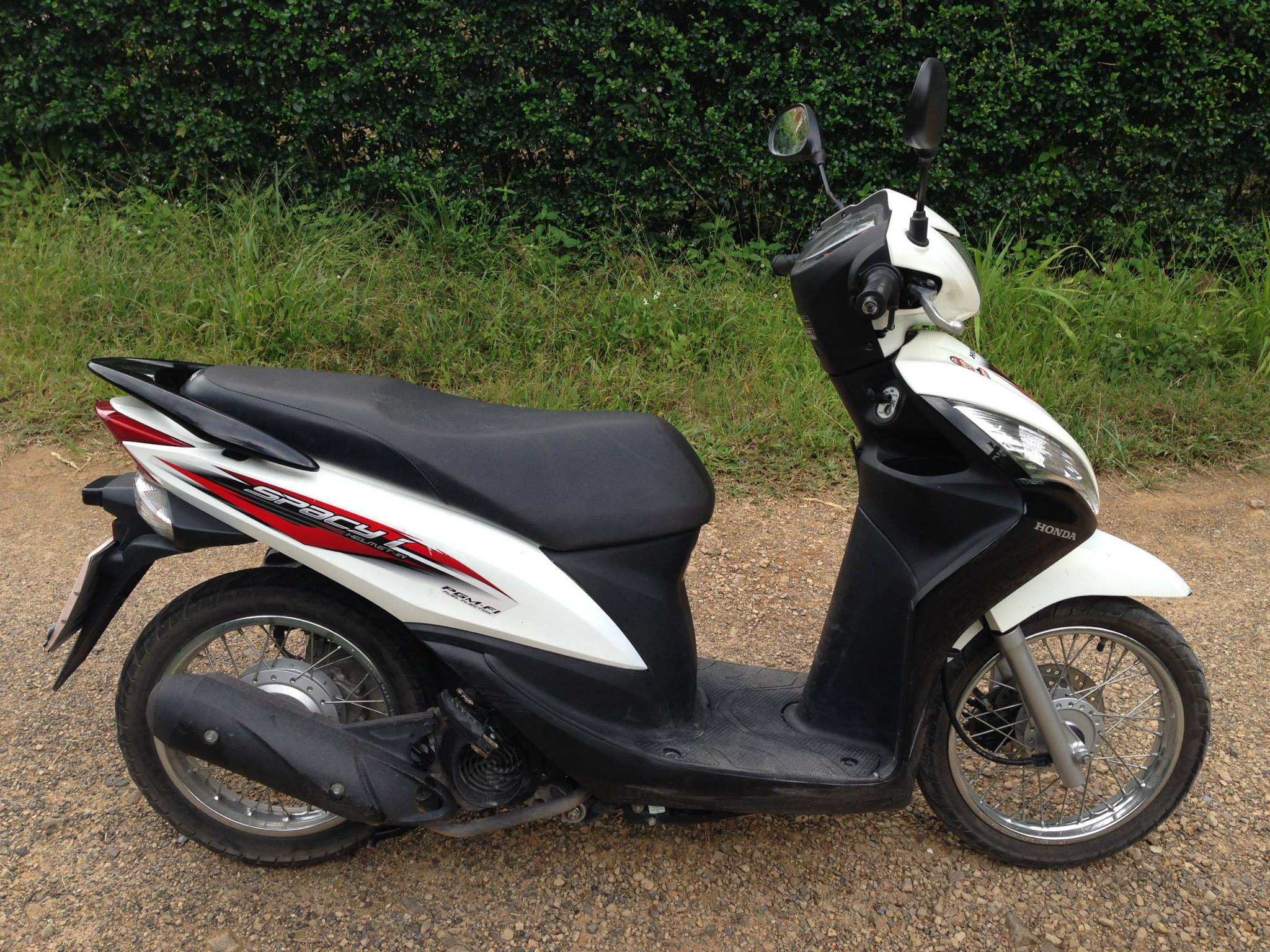 Honda Spacy-i