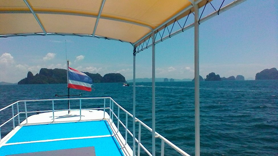Private Boat tour to The Hong Islands