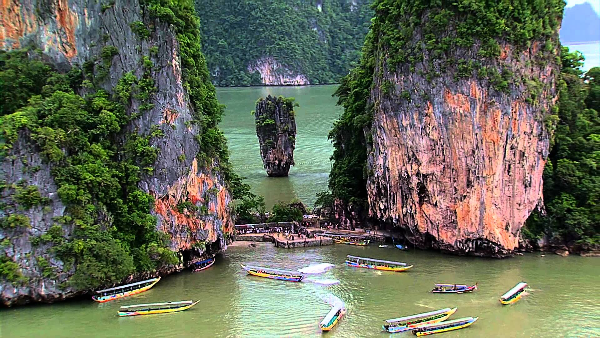 Private Boat tour to James Bond Island
